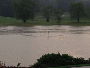 Golf Course Flood