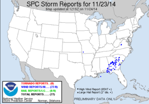 Storm Reports 112314