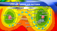 Upper Air Forecast