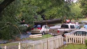 Storm Damage 071816