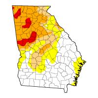 GA Drought