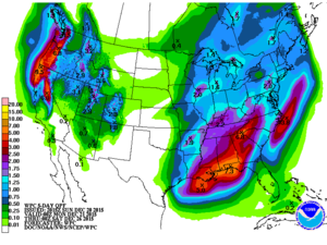 5 day QPF